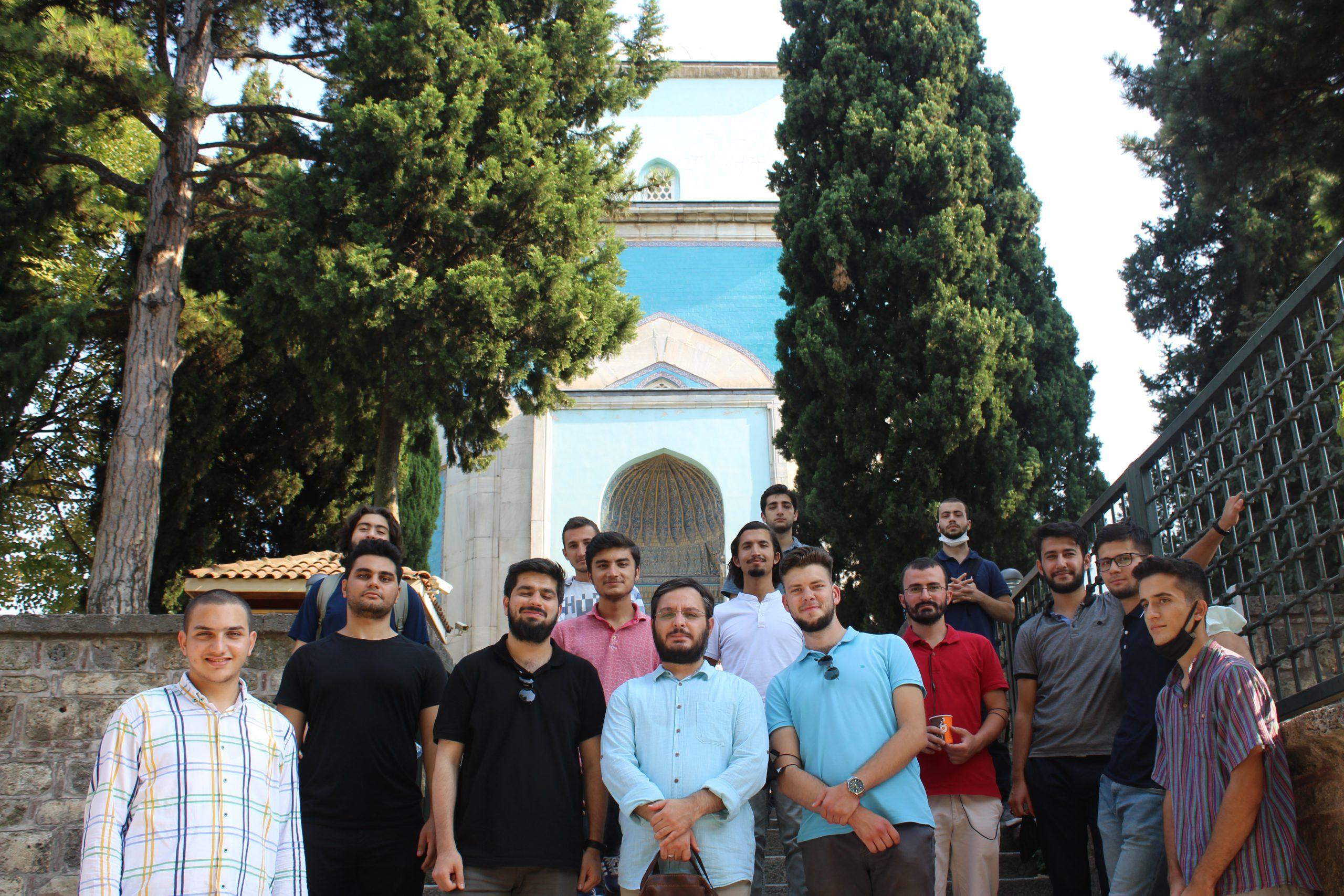 2021 İFTAM Akademi Bursa Yaz Kampı Gerçekleştirildi